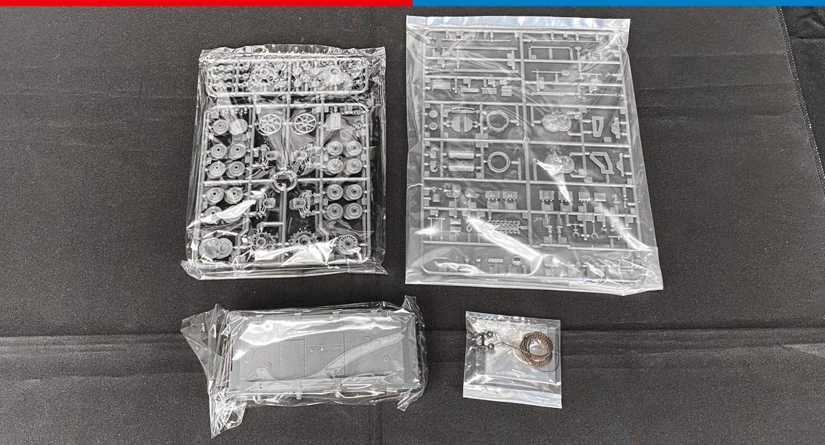 First Look: Tamiya German Tank Panzerkampfwagen IV