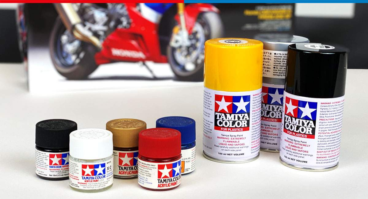 Paint Requirements for the 14138 Honda CBR1000RR-R Fireblade SP Motorcycle