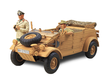 1/16 German Kubelwagen Type82