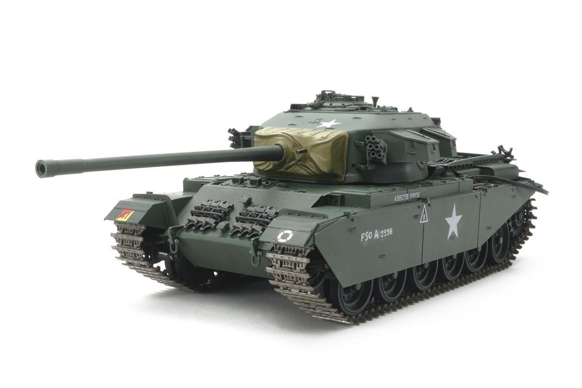 1/25 Rct British Centurion