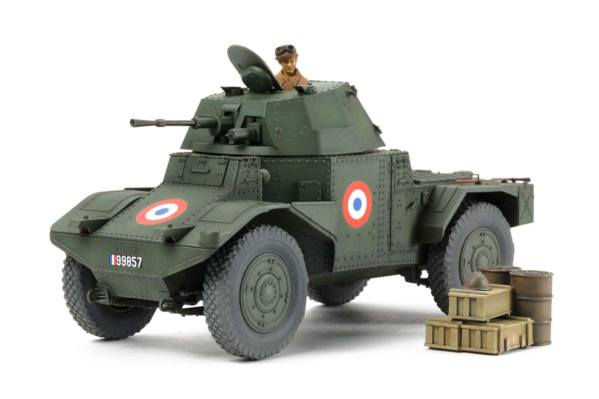 1/35 French Armored Car Amd35