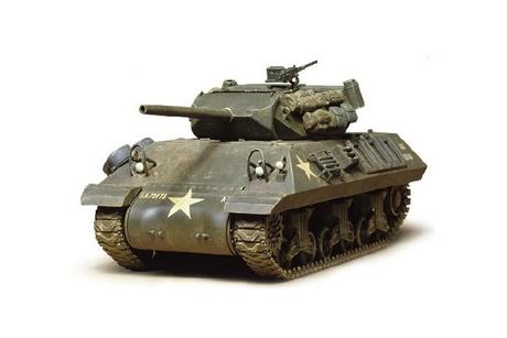 1/35 Us Tank Destroyer M10