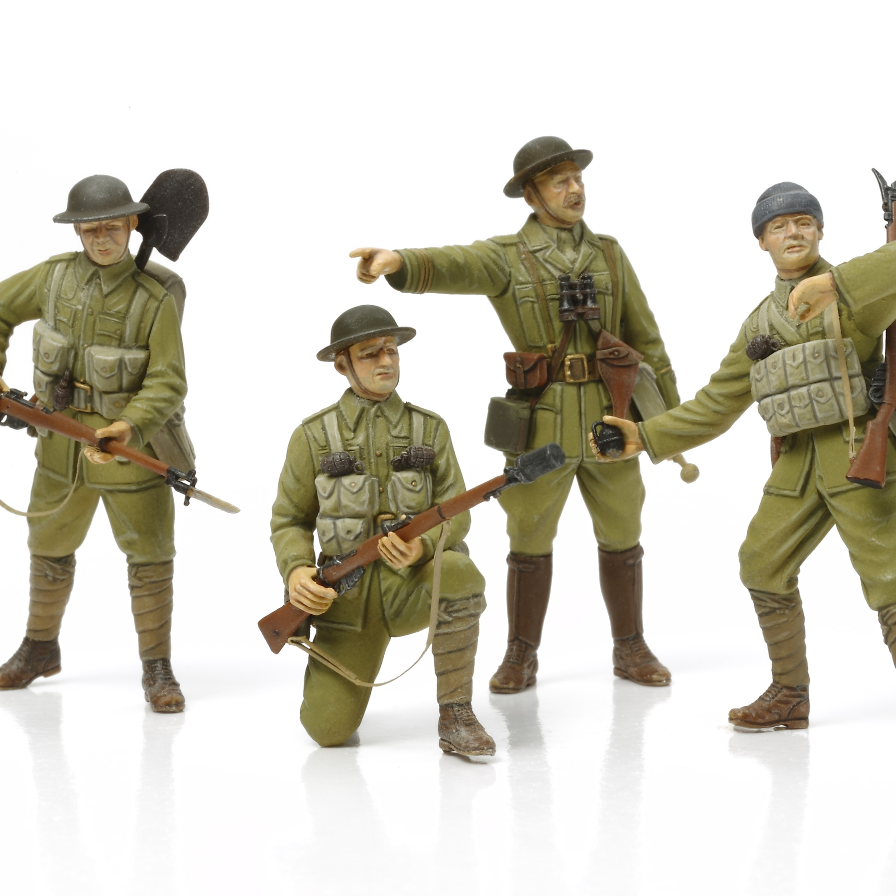 1/35 Wwi British Infantry