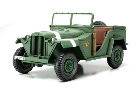 1/48 Russian Field Car Gaz-67B