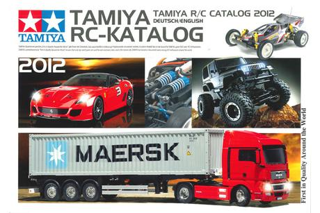 2012 Dickie Rc Catalog