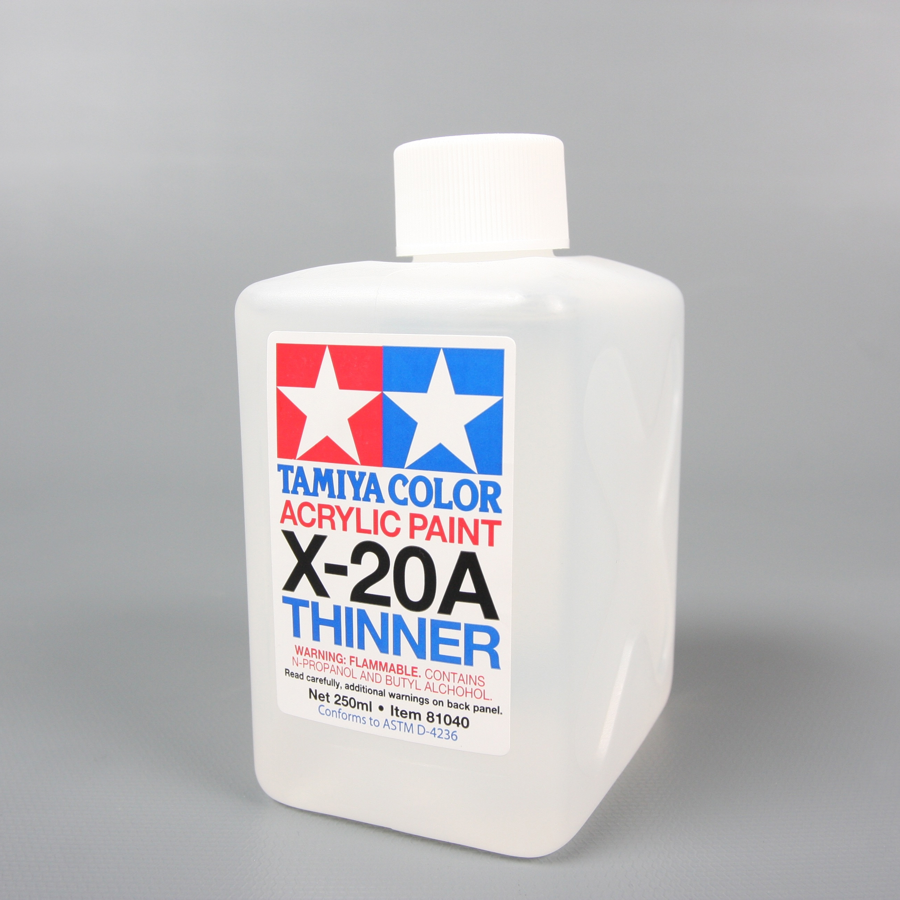 Acryl/Poly Thinner X-20A 250Ml
