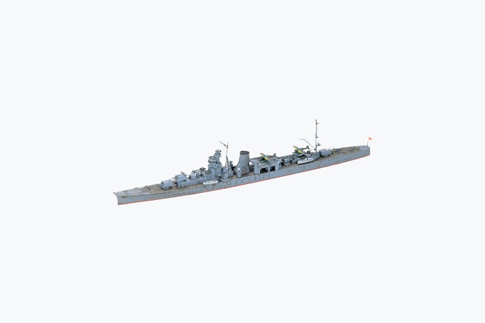 Agano Light Cruiser Kit