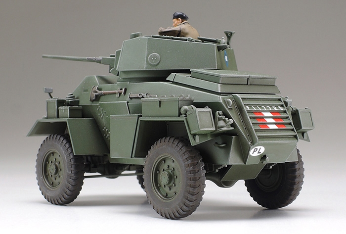 British 7Ton Armored Car Mk.Iv