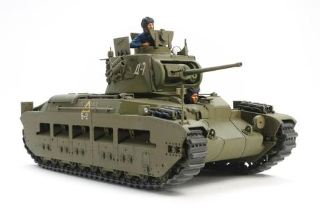 Infantry Tank Matilda Red Army