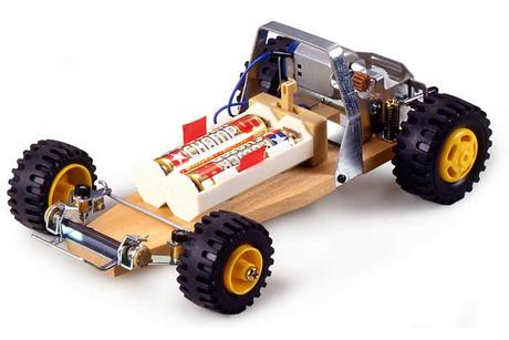 Buggy Car Chassis Set