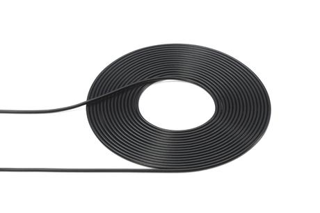 Cable (Outer Dia 0.5Mm/Black)