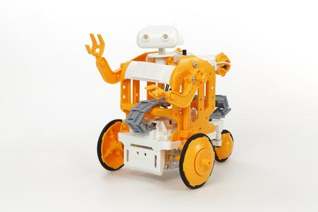 Chain-Program Robot