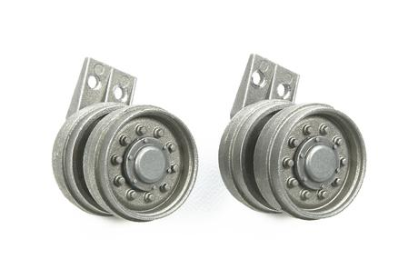 Die-Cast Metal Idler Wheels