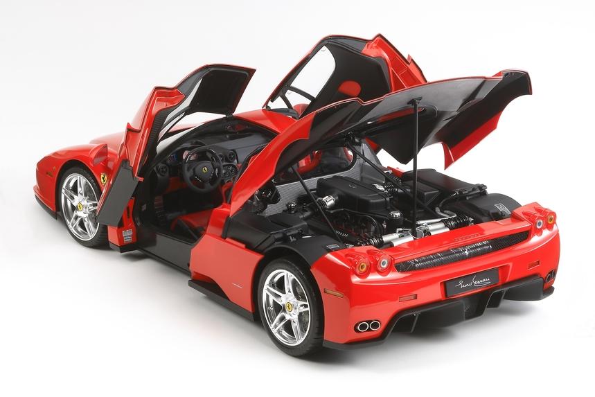 Enzo Ferrari None Tamiya Usa
