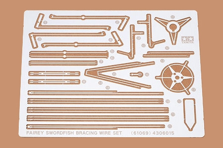 Fairey Swordfish Etched Parts