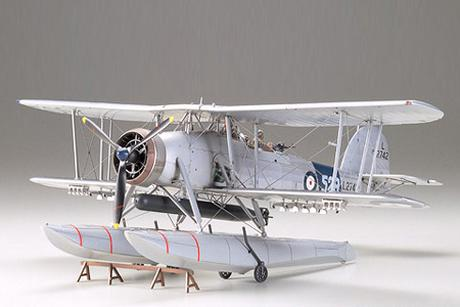 Fairey Swordfish Floatplane