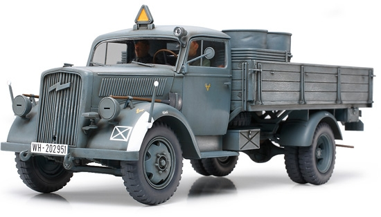 German 3Ton 4X2 Cargo Trk