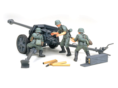 German 75Mm Anti Tank Gun Kit