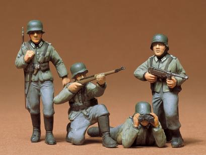German Army Infantry Kit