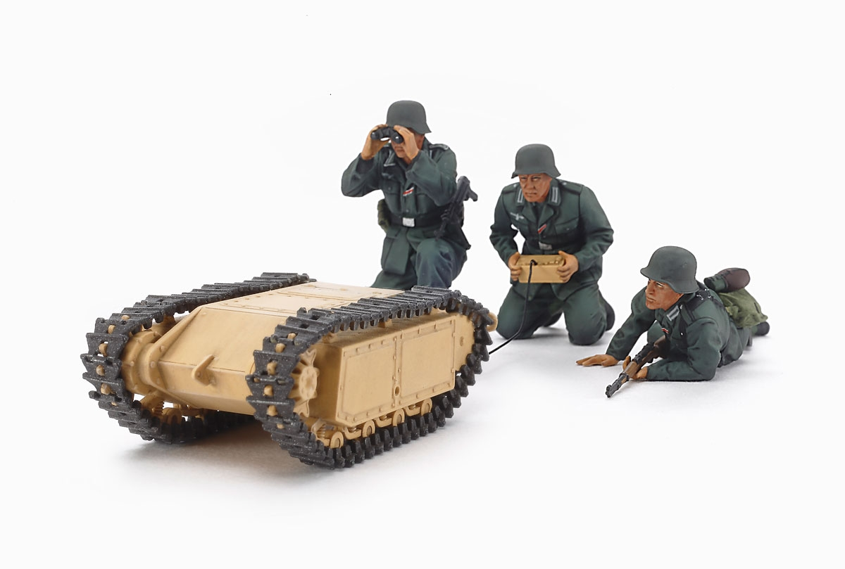 German Assault Pioneer Team