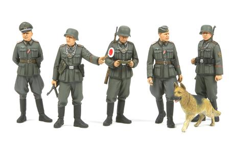 German Field Military Police