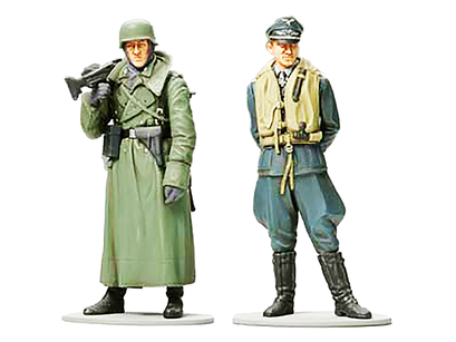 German Gunner & Ace Pilot