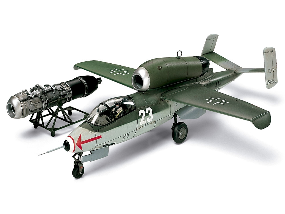 German Heinkel He162 A2