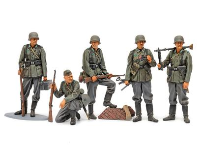 German Infantry Set