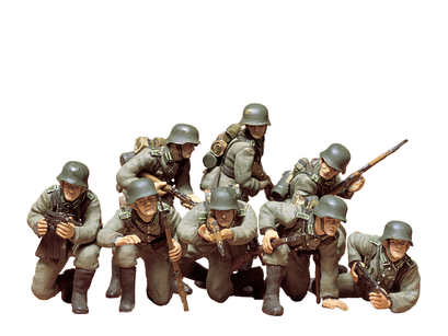 German Panzer Grenadiers Kit