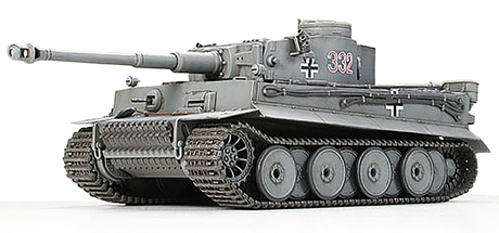 German Tiger I Early Prod.