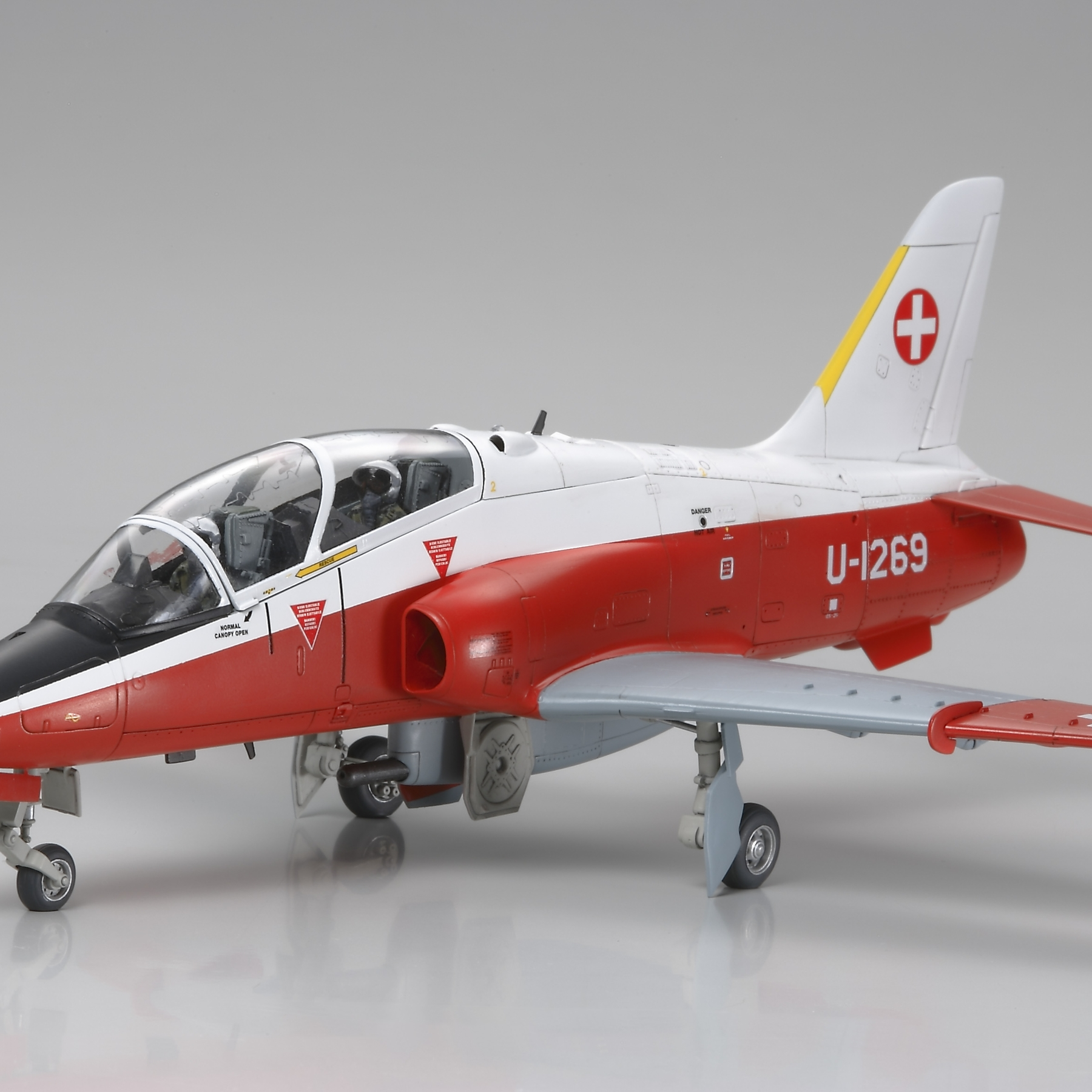 "Hawk Mk.66 ""Swiss Air Force"""