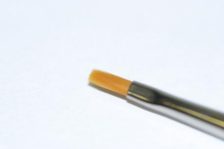 High Finish Flat Brush No.02