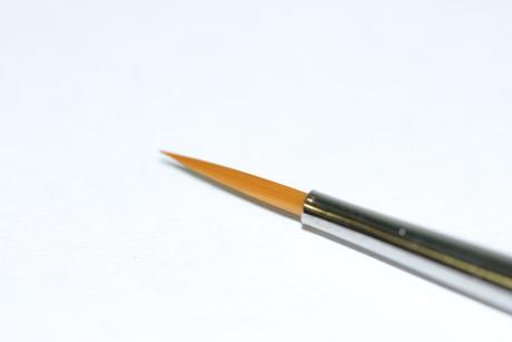 High Finish Pointed Brush