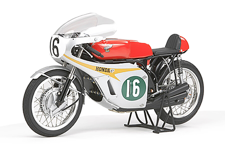 Honda Rc166 Gp Racer '66 No.16