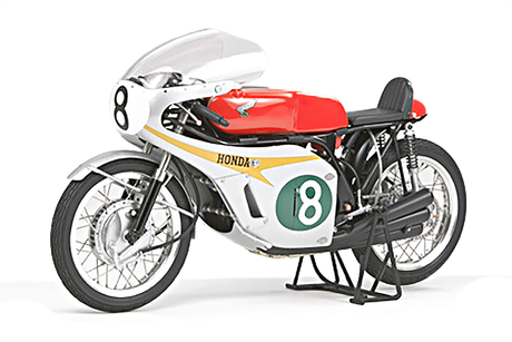 Honda Rc166 Gp Racer '66 No.8