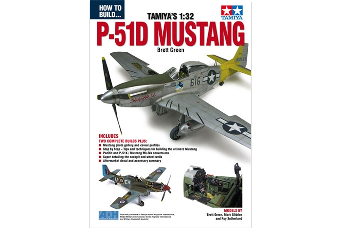 """How To Build P-51D Mustang"""