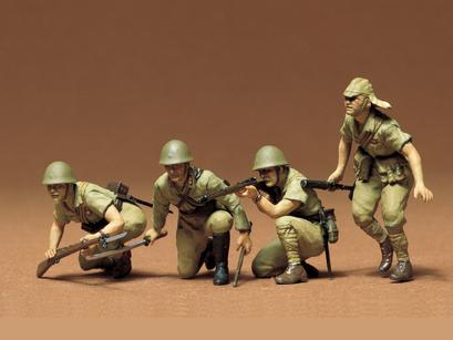 Japanese Army Infantry Kit