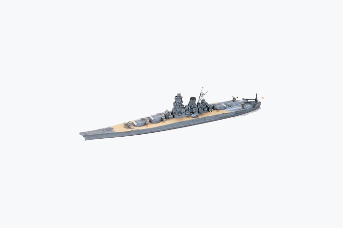 japanese battleship musashi none tamiya usa
