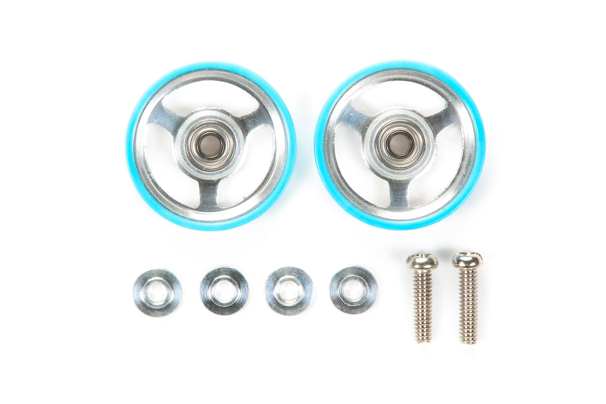 Jr 17Mm Aluminum Rollers