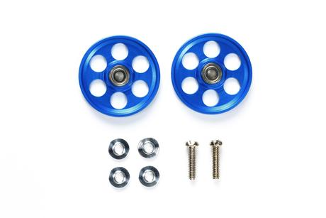 Jr 19Mm Alum Ball-Race Rollers