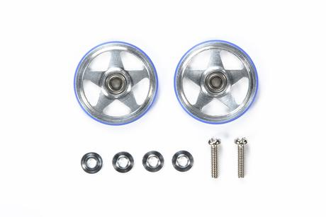 Jr 19Mm Alum Rollers(5 Spokes)