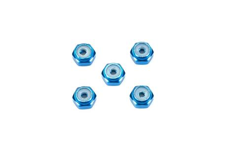 Jr 2Mm Aluminum Lock Nut