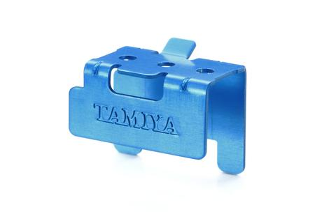 Jr Aluminum Motor Support Blue