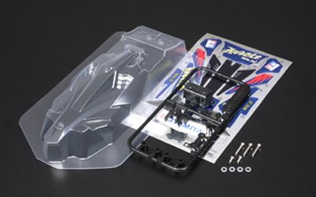 Jr Avante Mk.Ii Clear Body Set