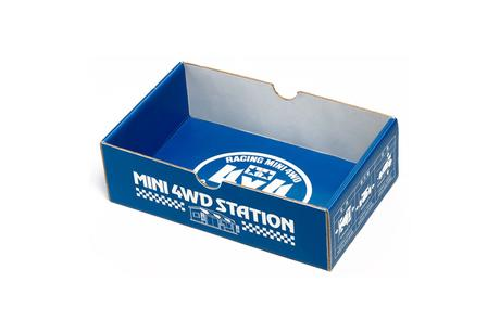 Jr Basic Mini 4Wd Car Box