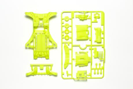 Jr Fluorescent Chassis Set