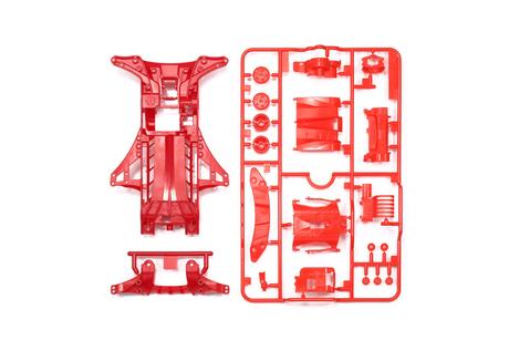 Jr Fm-A Chassis Set Red