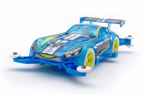 Jr Hawk Racer Gt Clear Blue