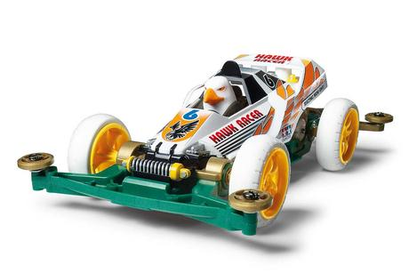 Jr Hawk Racer