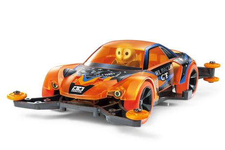 Jr Mini 4Wd Owl Racer Gt